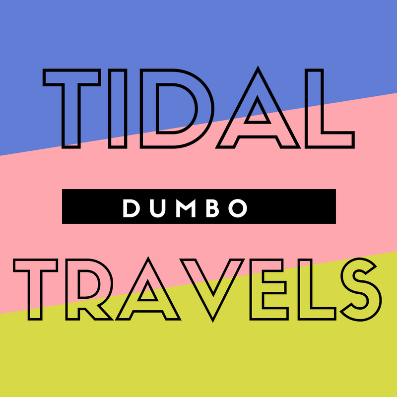 Tidal Travels: DUMBO