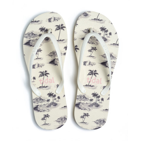 Surf Women's Flip-Flops - White