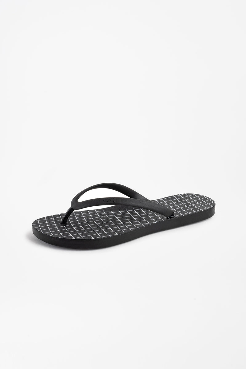 af9b4b971b1a9 Wavegrid Black Womens Flip-Flops – Tidal New York
