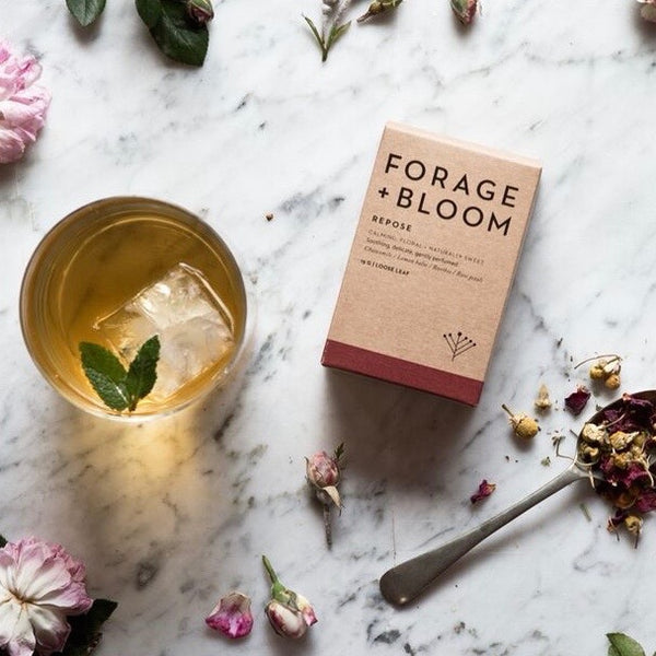 FORAGE + BLOOM