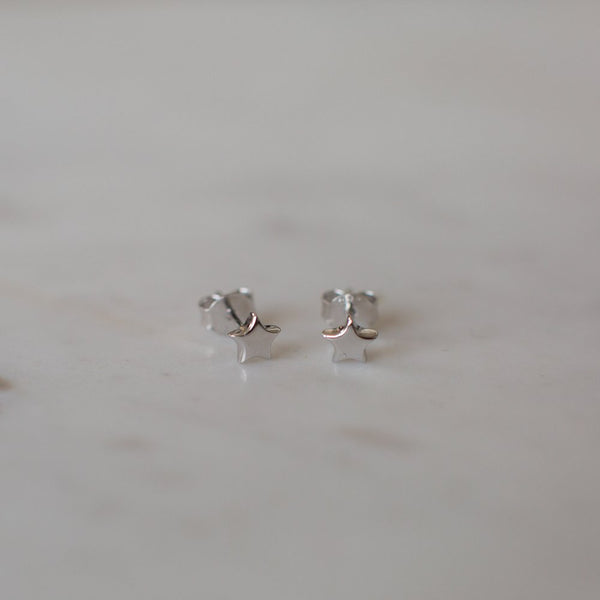 TWINKLE EARRINGS SILVER
