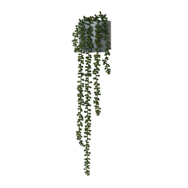 Faux Plant - Large String of Pearls