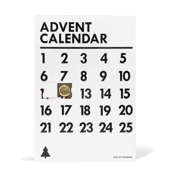 PRE-ORDER Chocolate Advent Calendar - Available Late October