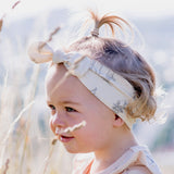 MEADOW TOP KNOT HEAD BAND