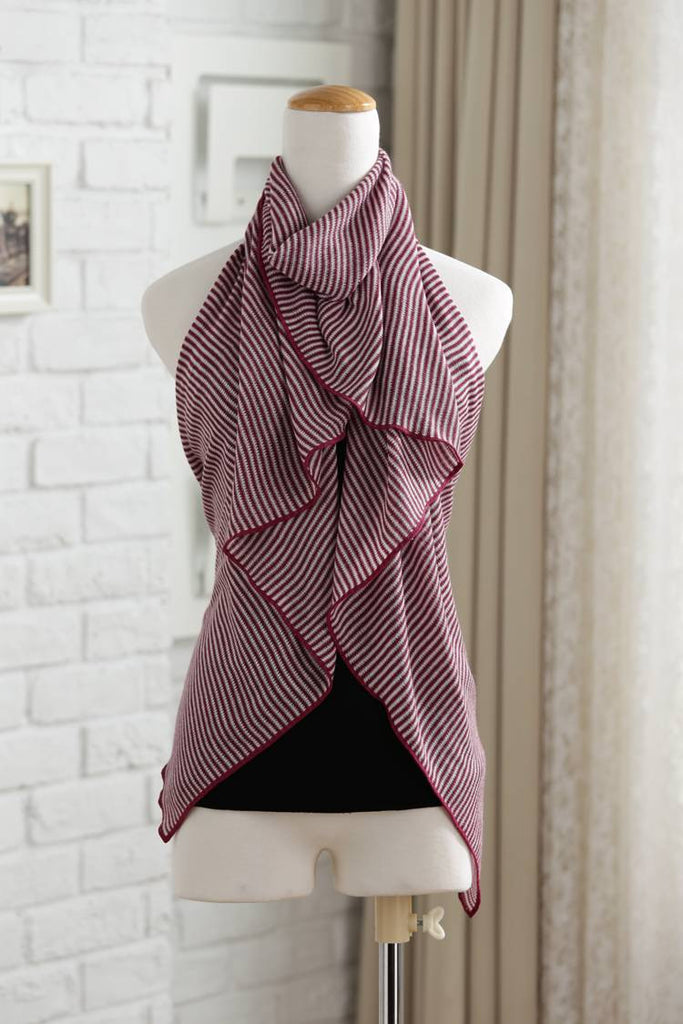 Neoron Striped Stole (AS004)
