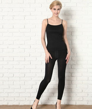 Black Stretch Pants (LS008)