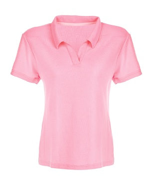 Women's Short-Sleeve Polo Shirt (OC012)