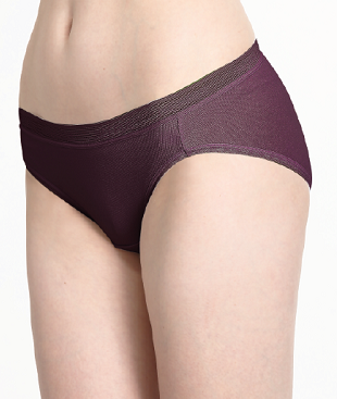Ladies' Low-Rise Underwear (2 per pack)