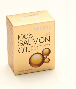 100% Salmon Fish Oil (NE022)