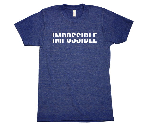 Impossible Shirt Blue