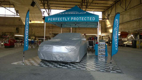 Coverking Silverguard Custom Fit Car Cover for Ford Mustang