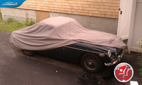 MG Midget / MGB Custom Fit Autobody Armor Car Cover from Coverking