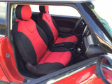 Mini Cooper Neosupreme Custom Fit Front Seat Covers from Coverking
