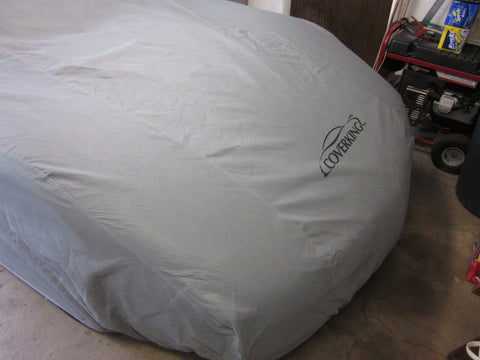 Coverking Triguard Custom Fit Car Cover For Chevy Corvette