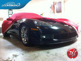 Coverking Satin Stretch Custom Fit Car Covers for Chevy Corvette