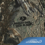 Coverking Neosupreme Mossy Oak Duck Blind Custom Fit Seat Covers for Chevy Silverado 1500 2500 3500