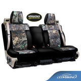 Coverking Neosupreme Realtree Camo Custom Fit Seat Covers for Chevy Silverado 1500 Full Set!