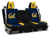 University of California Berkeley Custom Fit Front Seat Covers - Made to your Order!
