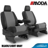 Coverking MODA Leatherette Custom Fit Seat Covers for DODGE