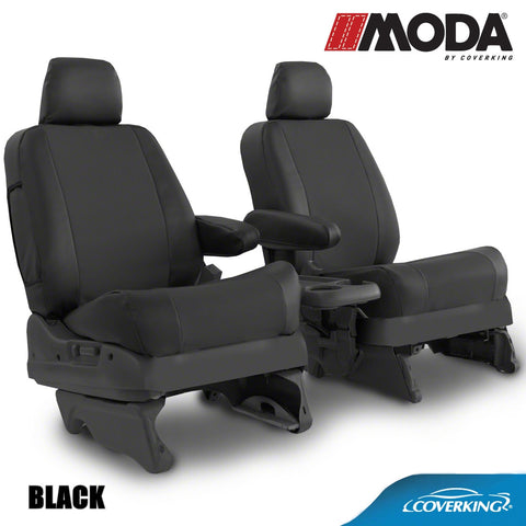 Coverking MODA Leatherette Custom Fit Seat Covers for BMW