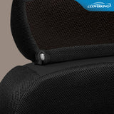 Coverking Sportex Spacer Mesh Tailored Front Seat Covers for Honda Ridgeline