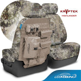 Coverking Kryptek Ballistic Cordura Tactical Custom Fit Seat Covers for Nissan