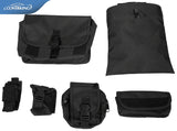 Coverking's Tactical Storage Pouches for MOLLE System