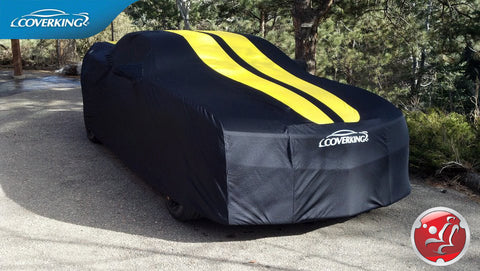 Coverking Stormproof Outdoor Custom Fit Car Cover for Chevy Camaro 5