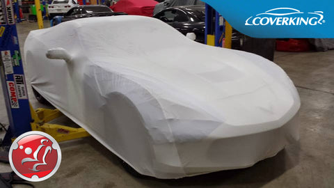 Coverking Silverguard Custom Fit Car Cover for Chevy Corvette