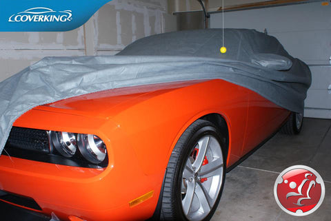Coverking Triguard Custom Fit Car Cover for Dodge Challenger