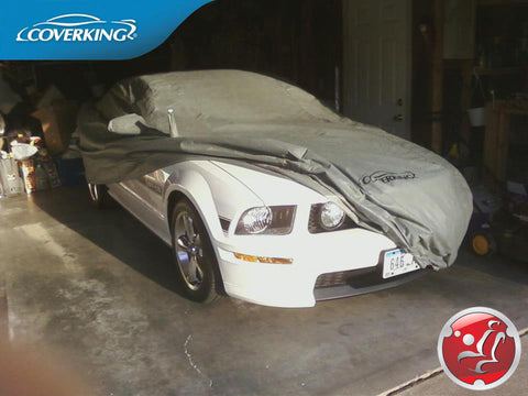 Coverking Triguard Custom Fit Car Cover for Ford Mustang