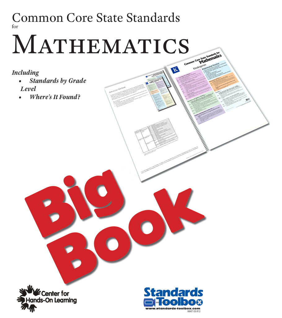 Big Book for Mathematics
