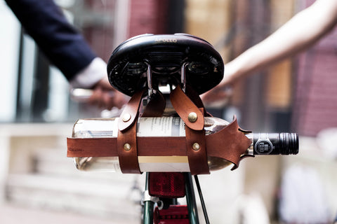 Reimer Leather Velo Holder - Growler