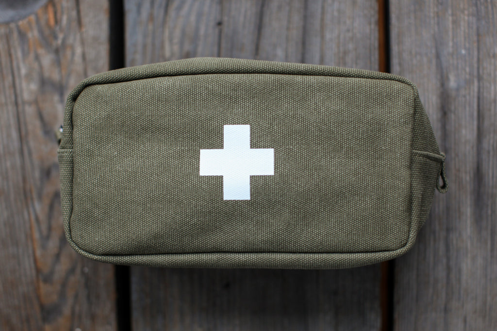 Apothecary Toiletry Bag
