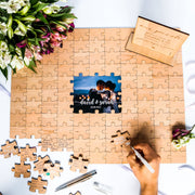 Puzzle Guest Book Alternative - Photo