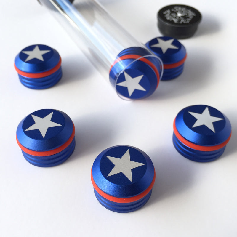 SLB original: Lone Star Magnets 6-pack tube