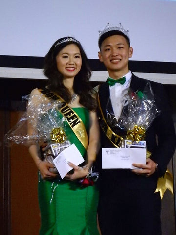 TCSH YEB 2015 - Prom King & Prom Queen