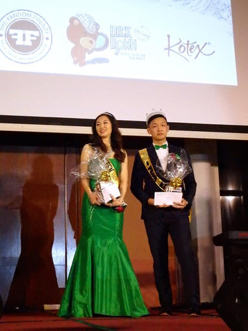 TCSH YEB 2015 Prom King & Prom Queen _ 2