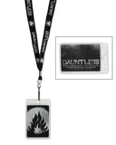Divergent Dauntless Seal Lanyard, NECA, The Fandom Frenzy, Amazon.com