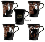 Harry Potter Dumbledore's Army Stackable Mug Set of 4, NECA, The Fandom Frenzy, Amazon.com