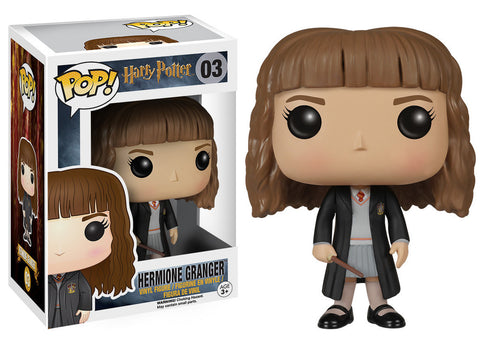 Harry Potter Hermione Granger Pop! Vinyl Figure, Funko Pop!, The Fandom Frenzy, Amazon.com