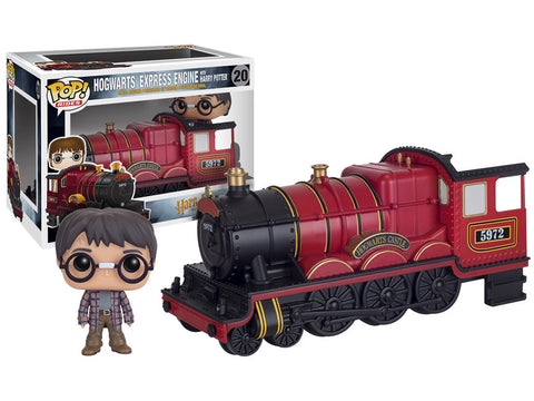 Harry Potter Hogwarts Express Vehicle w/ Harry Potter Figure, Funko Pop!, The Fandom Frenzy, Amazon.com