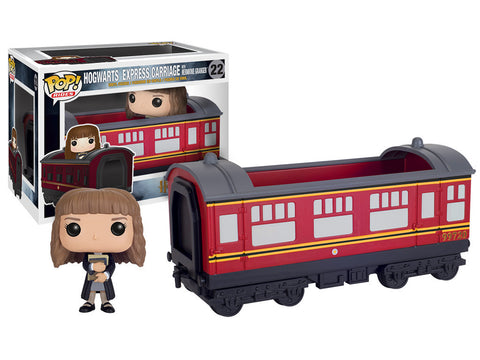 Harry Potter Hogwarts Express Vehicle w/ Hermione Figure, Funko Pop!, The Fandom Frenzy, Amazon.com
