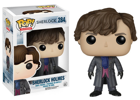 Sherlock Holmes Pop! Vinyl Figure, Funko Pop!, The Fandom Frenzy, Amazon.com
