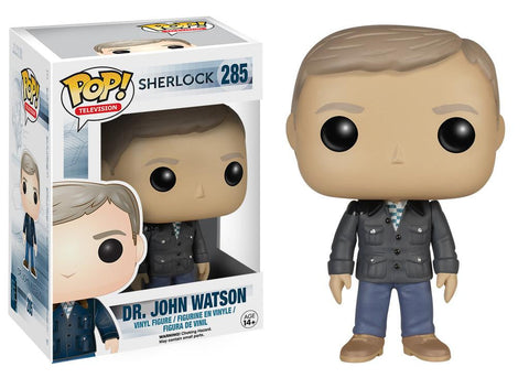 Sherlock John Watson Pop! Vinyl Figure, Funko Pop!, The Fandom Frenzy, Amazon.com