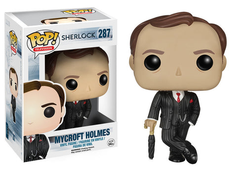 Sherlock Mycroft Holmes Pop! Vinyl Figure, Funko Pop!, The Fandom Frenzy, Amazon.com