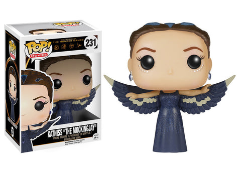 The Hunger Games Katniss Mockingjay Pop! Vinyl Figure (Wave 1/2015), Funko Pop!, The Fandom Frenzy, Amazon.com