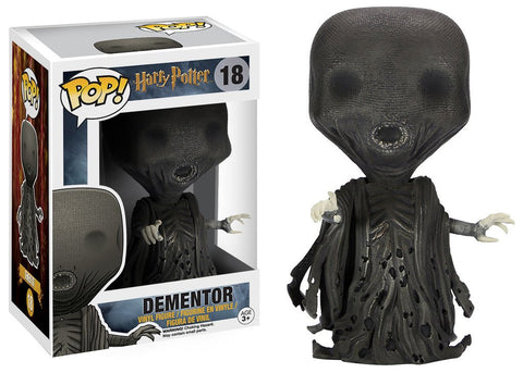 Harry Potter Dementor Pop! Vinyl Figure (Wave 2/2016), Funko Pop!, The Fandom Frenzy, Amazon.com