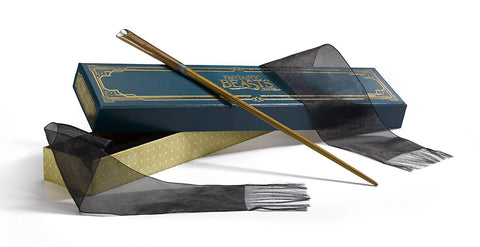Fantastic Beasts - Newt Scamander Wand Replica, Noble Collection, The Fandom Frenzy, Amazon.com