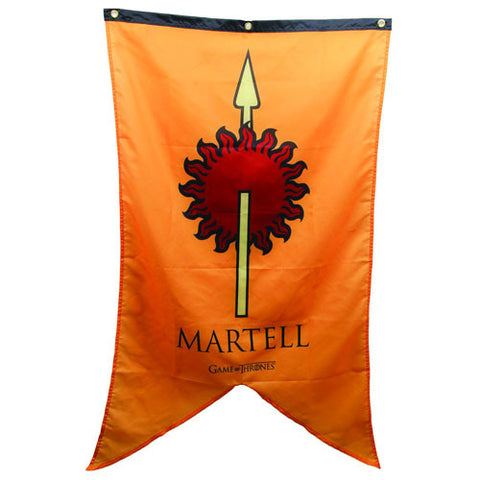 Game of Thrones Martell Sigil Banner, Calhoun Sportswear, The Fandom Frenzy, Amazon.com